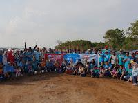 Ini Lho,,,,,. Sejumlah  Aksi Seru Momen Milad Ves Indonesia ke 6 Tahun Region Kalsel