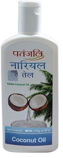 Patanjali Coconut Hair Oil
