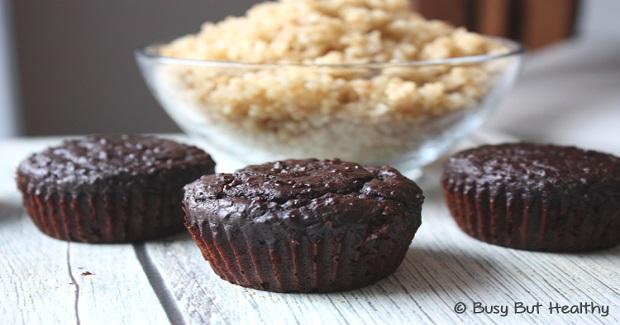 Chocolate Quinoa Muffins Recipe