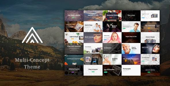 Best Multi-Concept WordPress Theme
