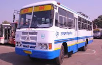 Alwar To Delhi Bus Service Roadways Bus Time