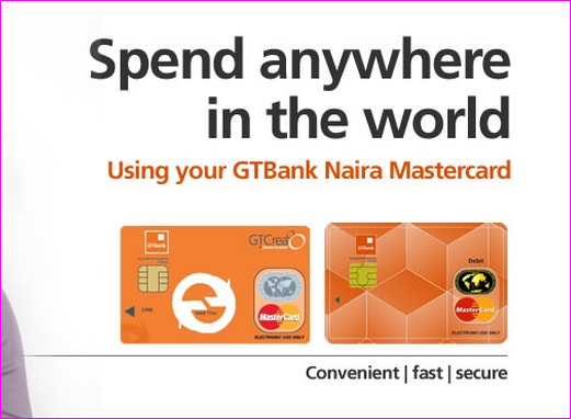 Gtb Dollar To Naira Exchange Rate