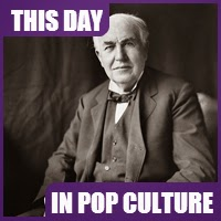 Thomas Edison sued over new motion-picture technology