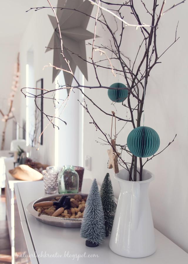 natuerlichkreativ weihnachtsdeko und schneemann cake pops. Black Bedroom Furniture Sets. Home Design Ideas
