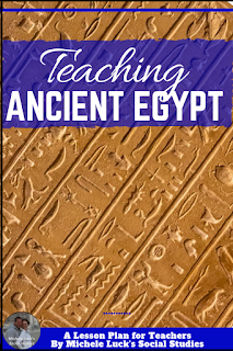 Malayna Evans is releasing her book, Jagger Jones and the Mummy's Ankh, in May and she is guest blogging on A Lesson Plan for Teachers on #teaching about Ancient Egypt in the #middleschool classroom. I know students will love her #3.