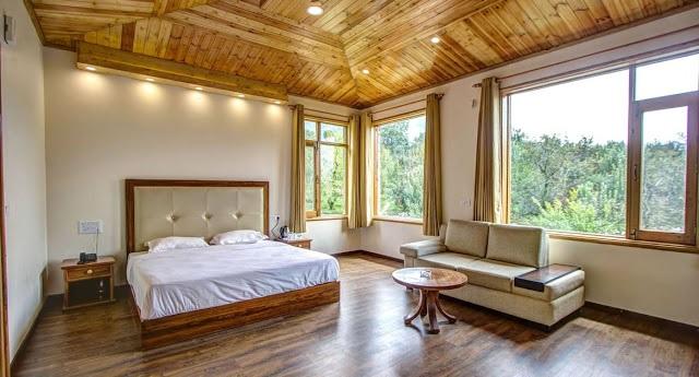 Barahgarh villa barahgarh estate kullu best price