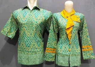 Baju Batik Guru