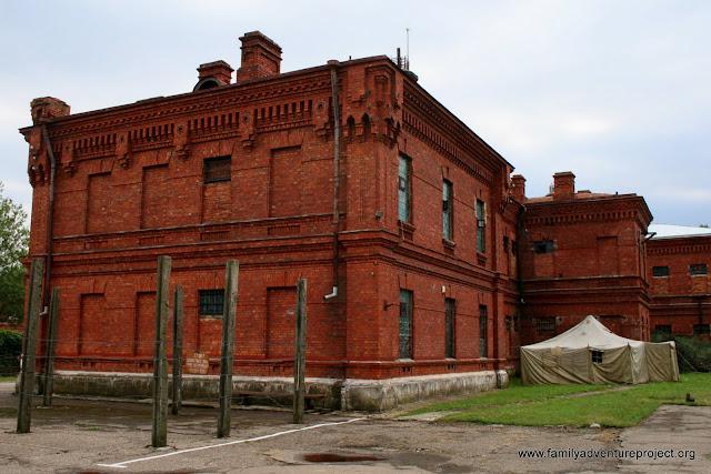 Tour of Karosta Prison Latvia