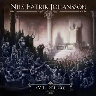 """Το video του Nils Patrik Johansson για το """"Evil Deluxe"""" από το ομότιτλο album"""