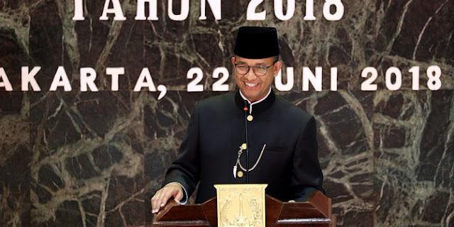 Gerindra: Anies layak maju Pilpres karena penuhi janji di DKI, beda dengan Jokowi