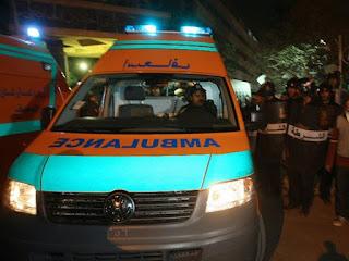 تفاصيل حادث الإسماعيلية القاهرة الصحراوي واسماء المتوفيين والمصابين