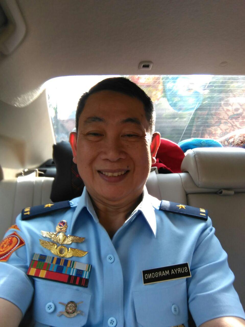 Warga Tionghoa Dari Kalbar Ini Berhasil Mendapatkan Jabatan Sebagai Marsekal ( Jenderal) TNI AU