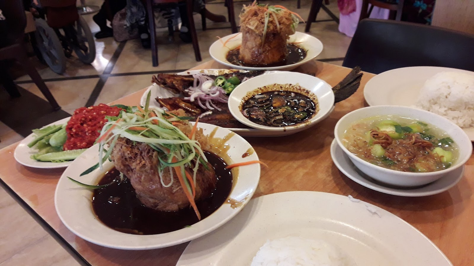 Menikmati Kuliner Halal Di Singapura Travel With Emil Ikea Soda Sedotan Minuman Merah Muda Atau Toska Kuning 200 P Hajjah Maimunah