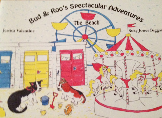 bud and roo's spectacular adventure