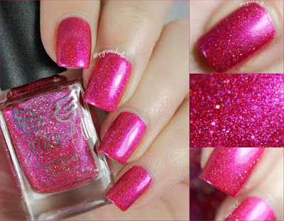 Grace-Full Nail Polish Girly Madness | Rainbow Sparklers Collection