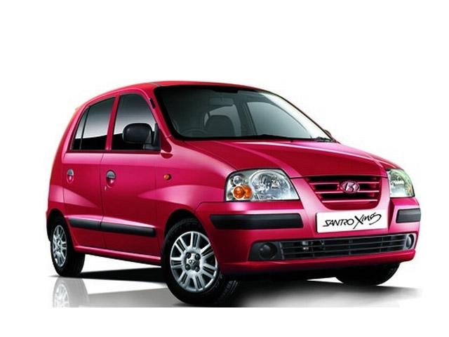 Santro Xing for rent in Trivandrum