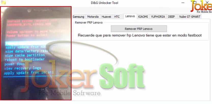 شرح طريقتين لحذف حساب جوجل لهاتف Lenovo A2020A40 بدون بوكسات