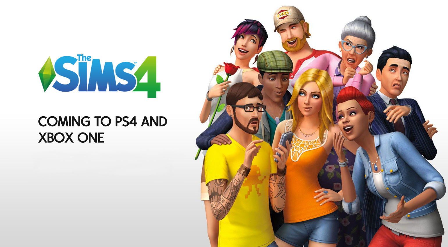 ' The Sims 4' on the consoles on November 17th