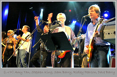 The Rock Bottom Remainders final show, 6/22/12