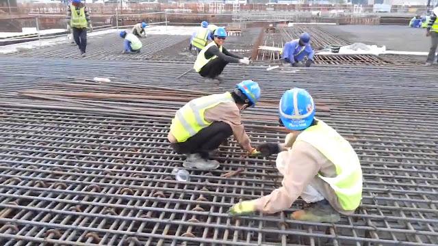 Tuyển 3 nam làm công việc cốt thép tại Kanagawa tháng 5 năm 2019