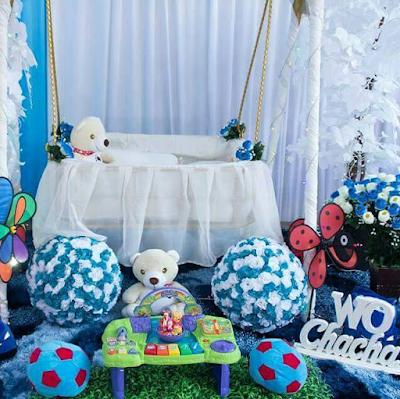 dekorasi aqiqahan anak terbaru