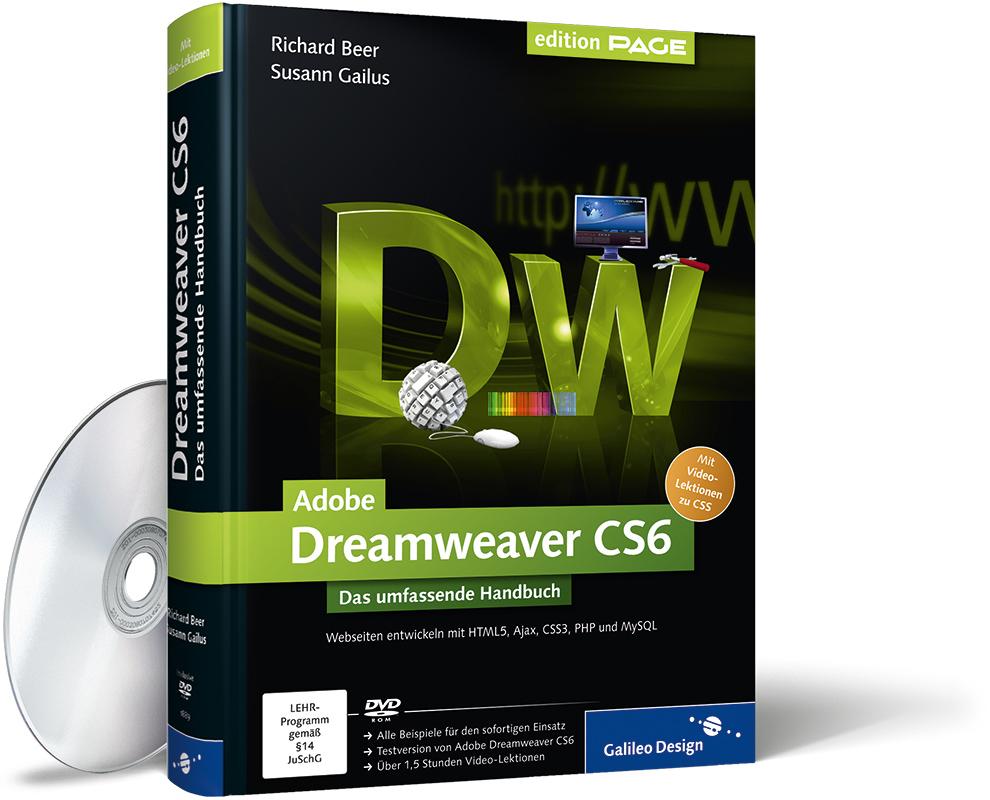 تحميل برنامج دريم ويفر cs5 كامل مجانا