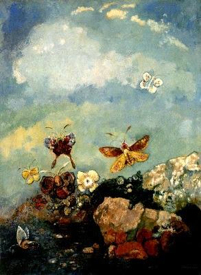 Papallones (Odilon Redon)