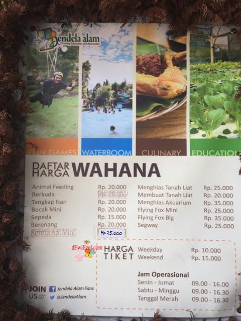HTM Wahana di Jendela Alam,harga tiket masuk Jendela alam,review jendela alam Bandung, wisata alam di bandung