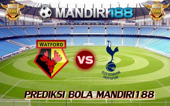 AGEN BOLA - Prediksi Watford vs Tottenham Hotspur 2 Desember 2017