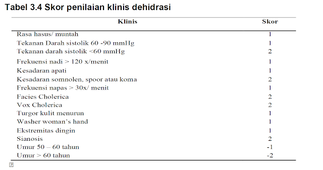 Diare Akut Pada Anak (Pedoman Tatalaksana Diare Akut dari WHO)