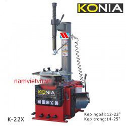 Máy ra vào lốp ô tô Konia - K22X