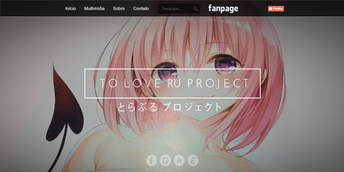 To Love Ru PROJECT Site