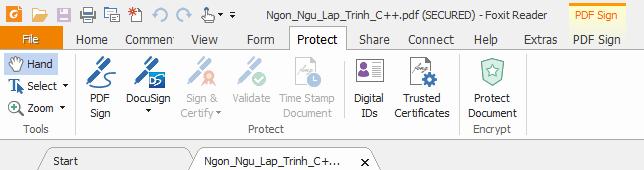 Download phần mềm đọc file PDF Foxit Reader 9.0 mới nhất z