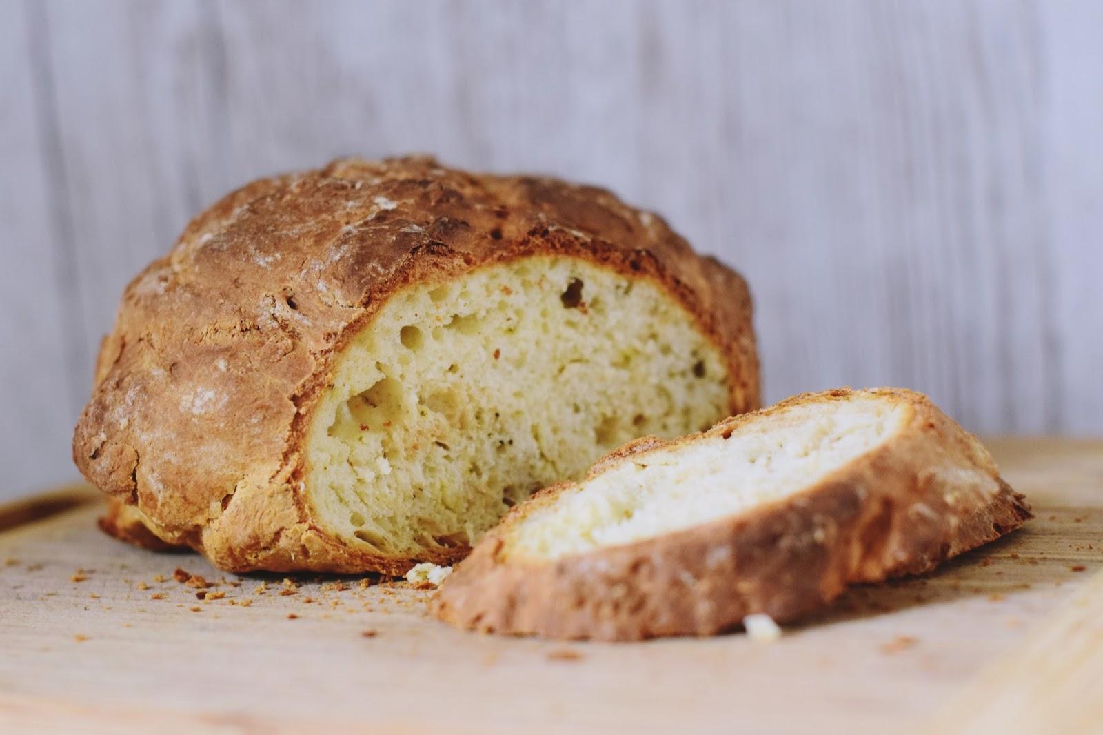 chleb sodowy przepis