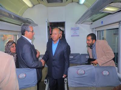 كامل الوزير يقرر تغليظ عقوبة ركوب القطار بدون تذكرة.. تعرف على قيمة الغرامات
