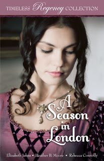 Heidi Reads... A Season in London (Timeless Regency Collection) by Elizabeth Johns, Heather B. Moore, Rebecca Connolly