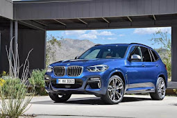 BMW X3 2018 Release Date