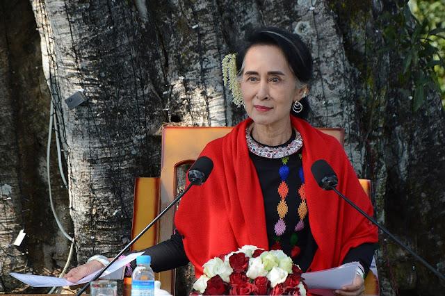 Suu Kyi Akhirnya Buka Mulut Soal Rohingya
