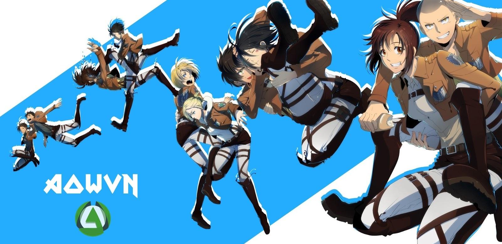 AOT%2B %2BPhatpro%2B%25286%2529 min - [ Anime 3gp Mp4 ] Attack On Titan SS3 | Vietsub - Tuyệt Phẩm Trở Lại - Cực Đỉnh