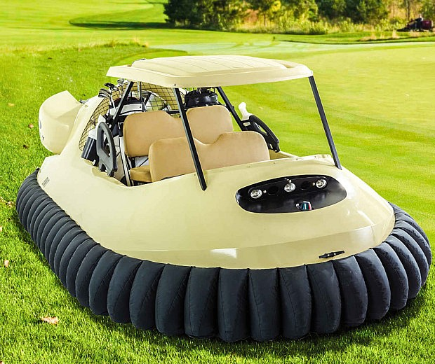 Hovercraft Golf Cart
