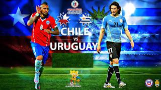 تشيلي VS أوروجواي