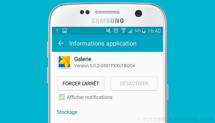 Comment désactiver les widgets et applis système sur Android ?