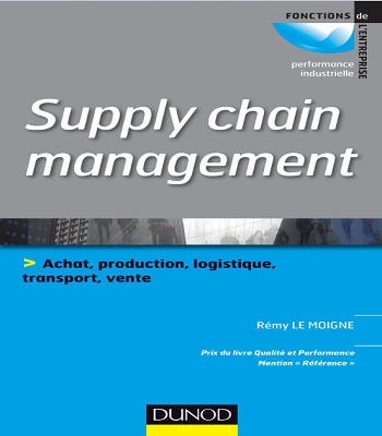 livre  Supply chain management pdf