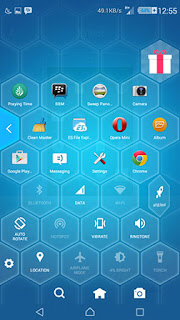 Aplikasi APUS Launcher for android