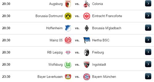 Jadwal Liga Jerman Sabtu 15 April 2017