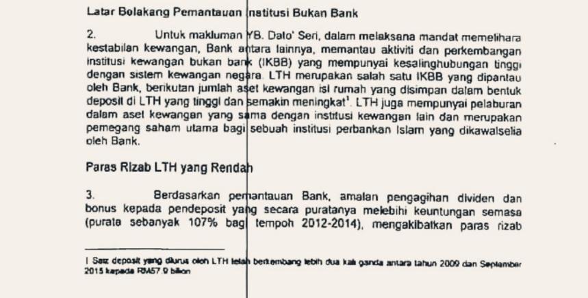 Surat Bank Negara