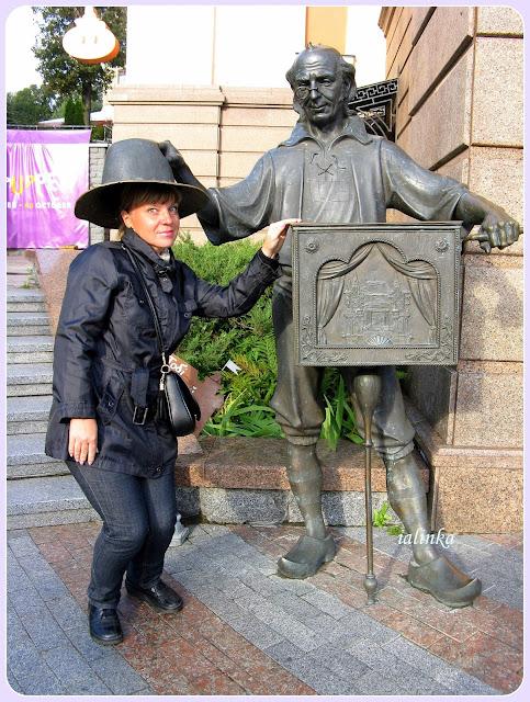 кукольный театр киев