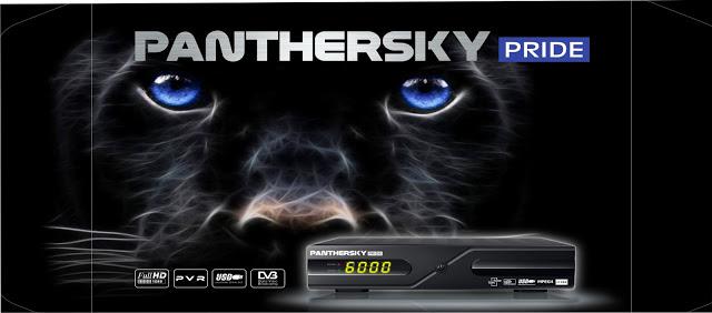 Freesky Pantersky Pride Nova Atualização V4.03 29/11/2016