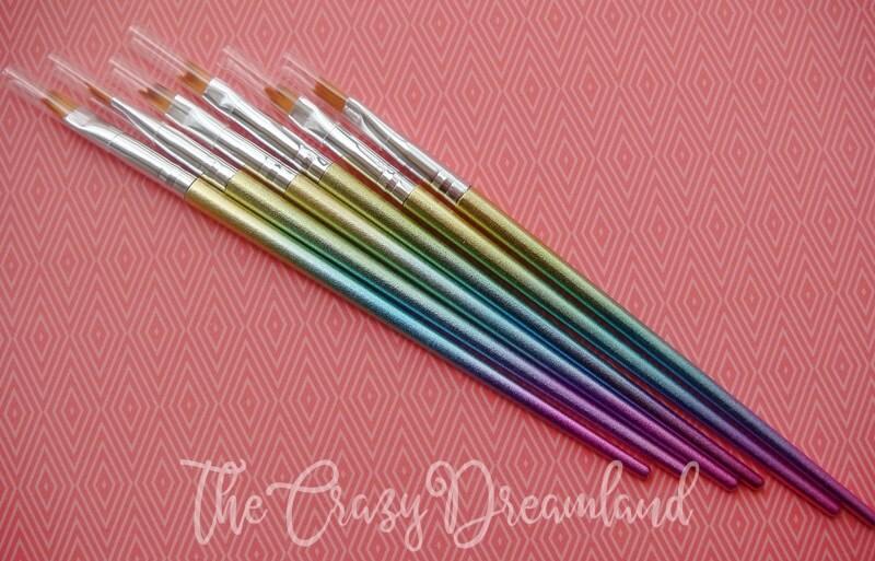 nail-art-brushes