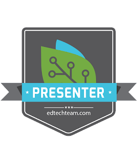 EdTechTeam Presenter 2017 - Diana Mancuso